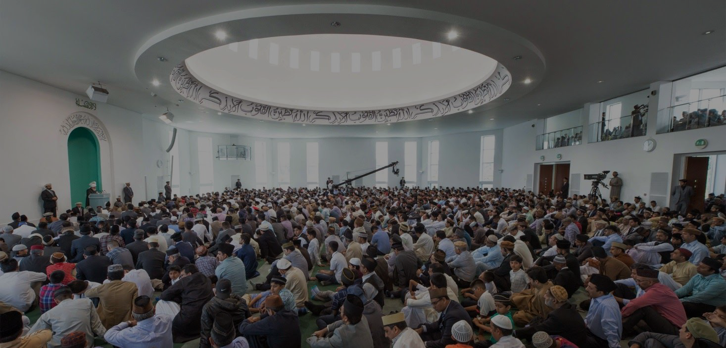 LISTEN TO THE FRIDAY SERMON